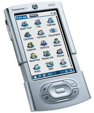 Palm Tungsten T3